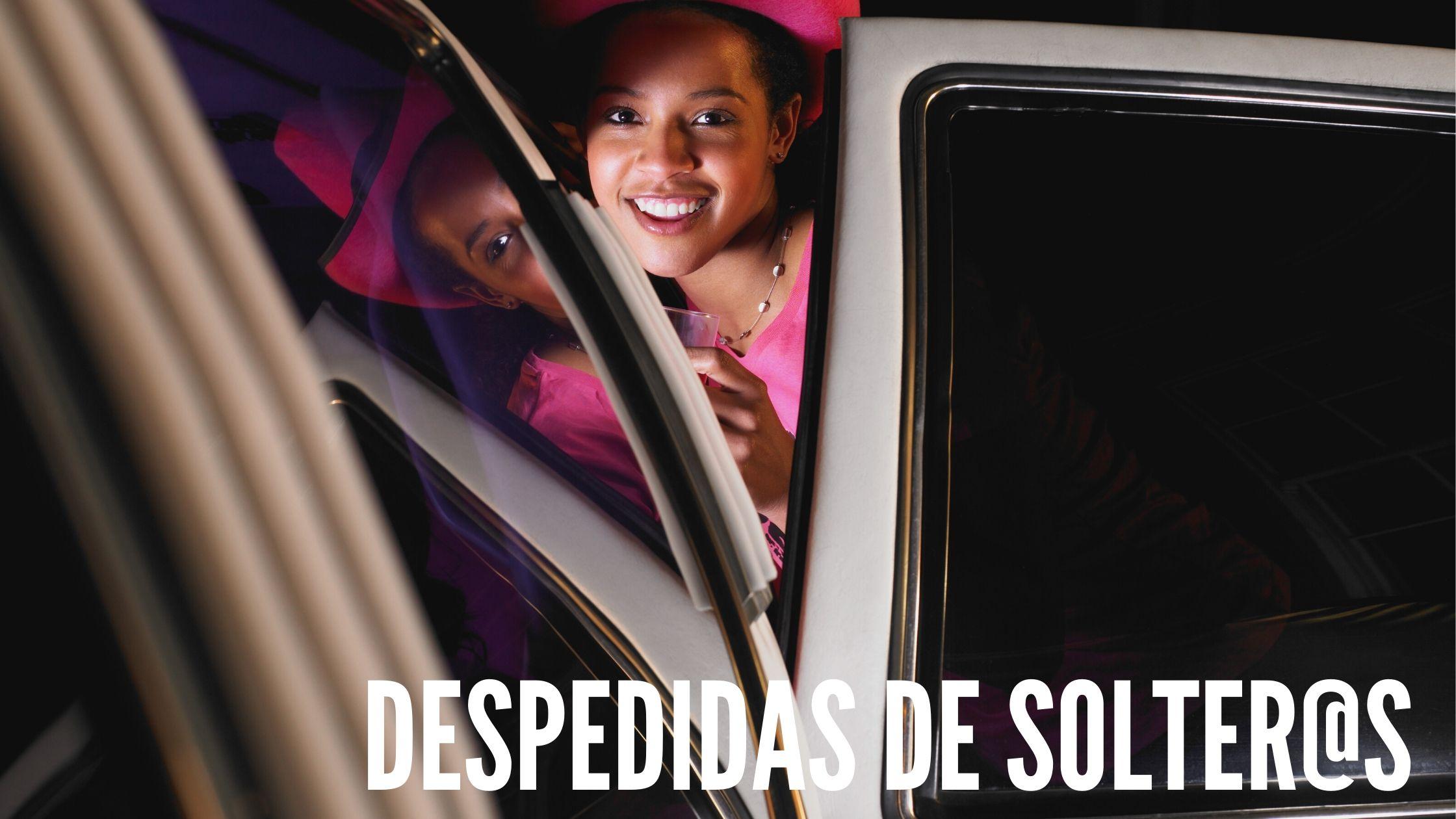 Limusinas para Despedidas de soltera y soltero en Madrid